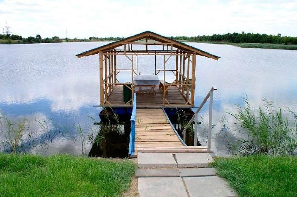 Базы для отдыха и рыбалки в саратовской области