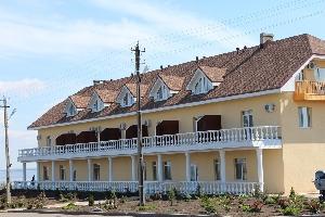 """Гостиничный комплекс """"Хвалынская жемчужина"""""""
