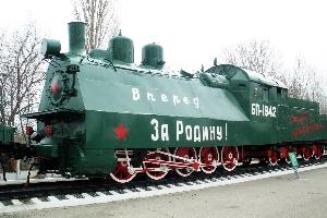 Бронепоезд БП-1942