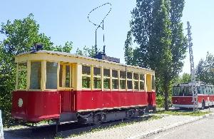 Моторный трамвайный вагон серии «Х»