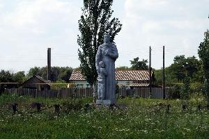 Памятник матерям Великой Отечественной войны