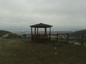 Смотровая площадка в Смирновском ущелье