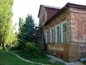 Усадьба Корбутовских в Большой Ивановке