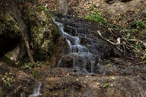 Водопады речки Еланки