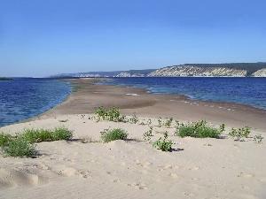 Остров Колтовской (Воскресенский)