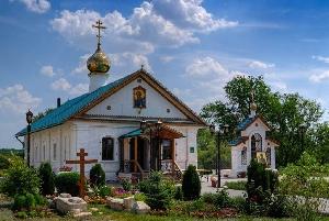 Иргизский Воскресенский мужской монастырь