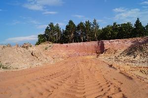 Карьер Цветные пески