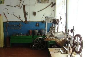 Музей краеведения с. Белогорское